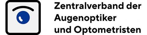 Logo des Zentralverbandes der Augenoptiker und Optometristen